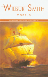 Monsun - Wilbur Smith | mała okładka
