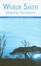 Błękitny horyzont - Wilbur Smith | mała okładka