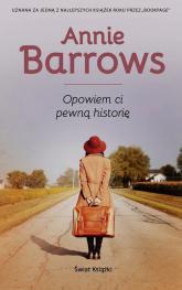 Opowiem Ci pewną historię - Annie Barrows | mała okładka
