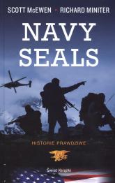 Navy Seals - Richard Miniter, Scott McEwen | mała okładka