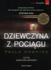 Dziewczyna z pociągu audiobook - Paula Hawkins | mała okładka