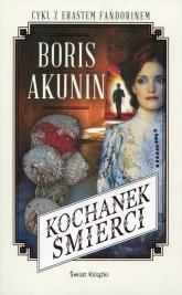 Kochanek śmierci - Boris Akunin | mała okładka