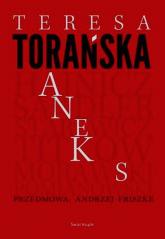 Aneks - Teresa Torańska | mała okładka