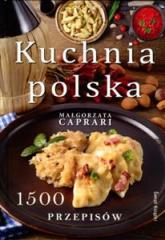 Kuchnia polska - Małgorzata Caprari | mała okładka