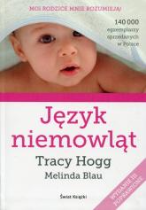 Język niemowląt - Hogg Tracy, Blau Melinda | mała okładka