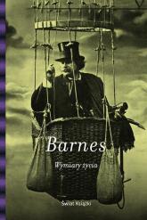 Wymiary życia - Julian Barnes | mała okładka