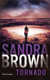 Tornado - Sandra Brown | mała okładka
