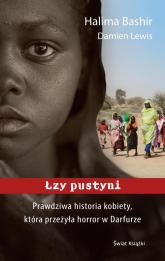Łzy pustyni - Bashir Halima, Lewis Damien | mała okładka