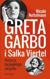 Greta Garbo i Salka Viertel - Nicole Nottelmann | mała okładka