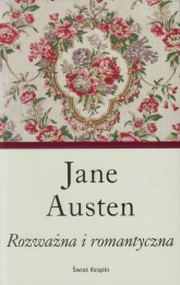Rozważna i romantyczna - Jane Austen | mała okładka