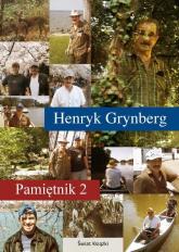 Pamiętnik 2 - Henryk Grynberg | mała okładka