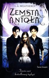 Zemsta anioła - L.A. Weatherly | mała okładka