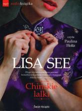 Chińskie lalki audiobook - Lisa See | mała okładka
