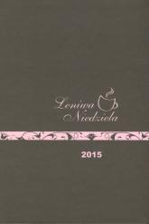 Kalendarz 2015 Leniwa Niedziela -  | mała okładka
