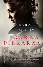 Córka piekarza - Sarah McCoy | mała okładka