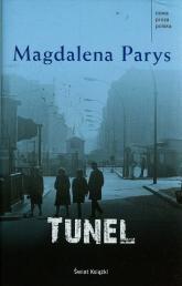 Tunel - Magdalena Parys | mała okładka