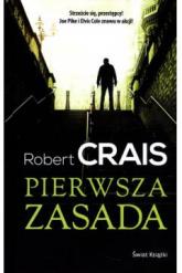 Pierwsza zasada - Robert Crais | mała okładka