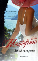 Smak szczęścia - Santa Montefiore | mała okładka