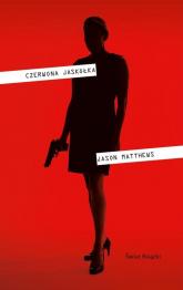 Czerwona jaskółka - Jason Matthews | mała okładka