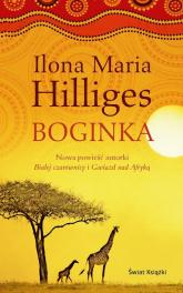 Boginka - Hilliges Ilona Maria | mała okładka