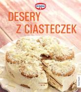 Desery z ciasteczek - Dr Oetker | mała okładka