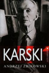 Karski - Andrzej Żbikowski | mała okładka