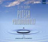 Potęga podświadomości audiobook - Joseph Murphy | mała okładka
