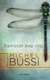 Samolot bez niej - Michel Bussi | mała okładka