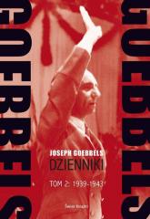 Goebbels Dzienniki Tom 2 1939-1943 - Joseph Goebbels | mała okładka
