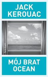 Mój brat ocean - Jack Kerouac | mała okładka