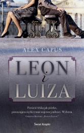 Leon i Luiza - Alex Capus | mała okładka