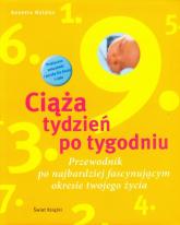 Ciąża tydzień po tygodniu/Witaj na świecie - Annette Nolden | mała okładka