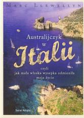 Australijczyk w Italii - Marc Llewellyn | mała okładka