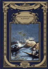 Piętnastoletni kapitan. Tom II - Juliusz Verne | mała okładka