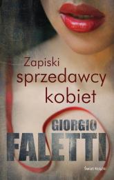 Zapiski sprzedawcy kobiet - Giorgio Faletti | mała okładka
