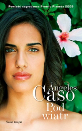 Pod wiatr - Angeles Caso | mała okładka