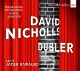 Dubler. Audiobook - David Nicholls | mała okładka