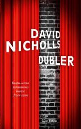 Dubler - David Nicholls | mała okładka