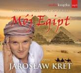 Mój Egipt. Audiobook - Jarosław Kret | mała okładka