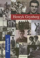 Pamiętnik - Henryk Grynberg | mała okładka