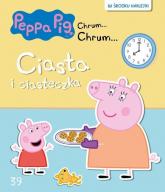 Świnka Peppa Chrum Chrum. Ciasta i ciasteczka -  | mała okładka