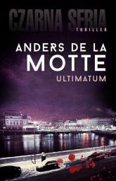 Ultimatum - Anders Motte | mała okładka