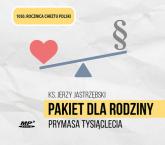 Pakiet dla Rodziny. Prymasa Tysiąclecia mp3 - Jerzy Jastrzębski | mała okładka