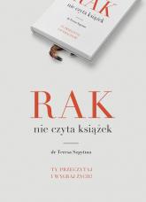 Rak nie czyta książek - Teresa Szpytma | mała okładka