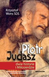 Piotr i Judasz - Krzysztof Wons   mała okładka