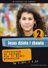 Katechizm GIM 2 Jezus działa i zbawia NPP - Zbigniew Marek | mała okładka