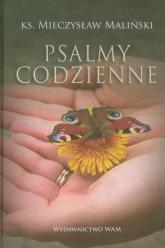 Psalmy codzienne - Mieczysław Maliński | mała okładka