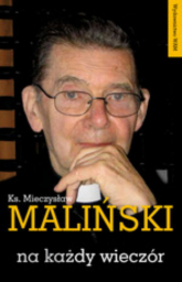 Na każdy wieczór - Mieczysław Maliński | mała okładka