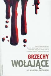 Grzechy wołające - Andrzej Zwoliński | mała okładka