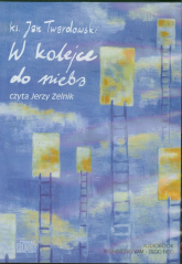 W kolejce do nieba Audiobook - Jan Twardowski | mała okładka